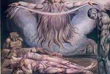 Blake paintings