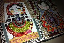 Russian art for kids