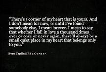 How deep is my love ?