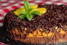 Bake Cakes / Recipes for cakes and frostings of all kinds including cheesecake.  How to decorate, store and how to tips too.