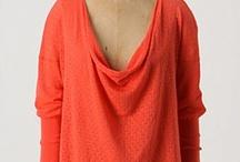 Orange & Purple Fashion Inspiration / Inspiring looks in orange, purple and white. / by Clemson Girl