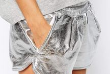 | SILVER METALLIC | / We have an addiction to shiny things.