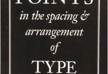 Classic book typography
