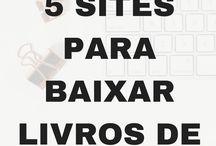Sites p/livros