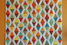 quilts / by MARION HOLLAND