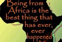 Africa, My Home