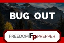 Bug Out / List ideas for bug out bags, bug out vehicles and bug out locations. Our top finds for bug out bag gear and other important bug out bag stuff for emergency preparedness. For the ultimate bug out bag checklist and best prepper tips & survival skills, follow Freedom Prepper on Pinterest, Facebook and on our blog at freedomprepper.com