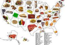 Map food