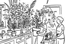Garden Humor / Funny / garden pics