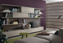 Wall Units and Bookcases