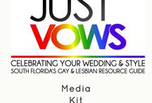 Just Vows Gay Friendly Advertisers / Only the best in South Florida. Need help planning your event? Look no further