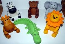 sugarpaste figurines