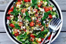 Madopskrifter, salat
