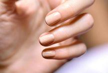 My job / nails