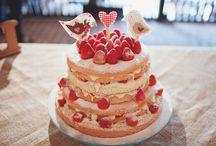 doces e bolo