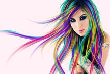 hair style / by Jennifer Brooks