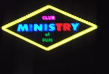 INNA V MINISTRY OF FUN BANSKA BYSTRICA