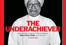 Indian Leaders On Time Cover / by Indipin