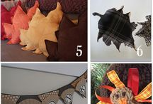 Fall crafts / by Becky Harris