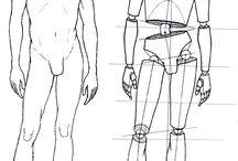 ilustracion masculina