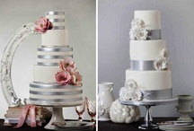 Wedding cake / Idee per la torta degli sposi
