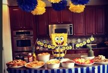 Sponge Bob birthday party ideas