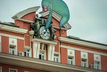 Art Clocks / Art with Clocks
