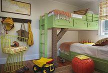 Boys bedrooms / Boys bedrooms