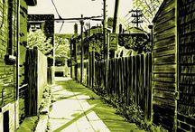 Yesssss / paintings, digital art, illustration, all the art, etc. / by kristy mckinney