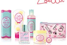 Zoella products