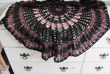 Yarn, crochet, knit