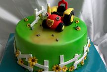 tractor tom birthday party ideas