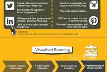 Infographic Inspiration / We find these infographics inspirational. Visual learning shall ensue.