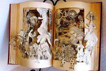 Books folding