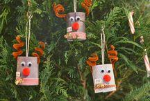 Karácsonyi ötletek / Ide gyűjtöm majd a karácsonyi ötleteket amelyeket meg szeretnék csinálni.