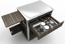 Kitchen pod.