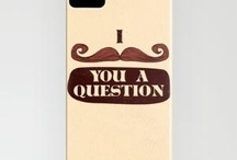 iPhone Cases  / by Kaitlin Connell