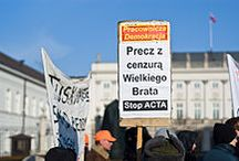Ruch przeciw ACTA