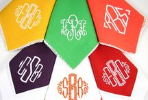 marvelous monograms / by Lisa Milam