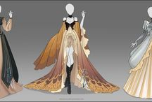 Concept for dresses
