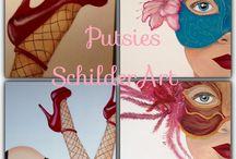 Putsies SchilderArt