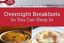 Bountiful breakfasts / Start your family's day with a hearty, scrumptious breakfast.