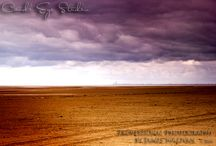 Southport Beach, Merseyside, United Kingdom / Very windy day! Fun shots with new filter kit