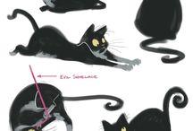 livre chat