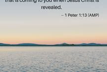 Inspirational - 1 Peter / by Bible Gateway