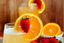 skinny recipes and beverages / by Erin Fleming