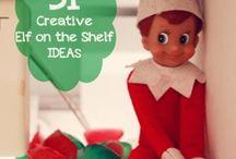 Elf on the Shelf / by Amy Duckett