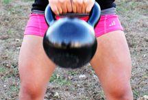 workout goals!  / by Amy Davis