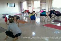 Fun at Yoga / Funny Moments at Yoga