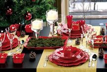 Christmas decorations part 2 / How to decorate the Christmas table?